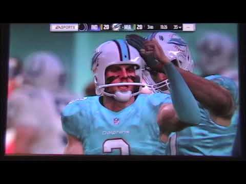 Madden Indianapolis Colts Vs Miami Dolphins