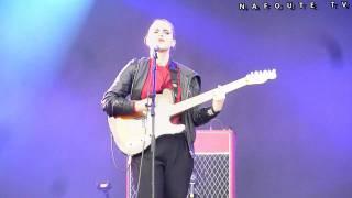 """Anna Calvi """"First we kiss"""" Live @ Rock en Seine - Paris 2011.08.28"""
