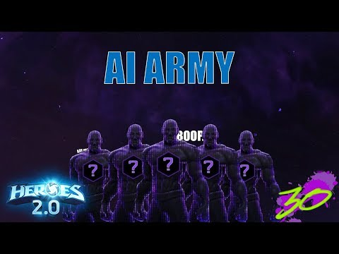 AI Army - Heroes of the Storm [Unedited]