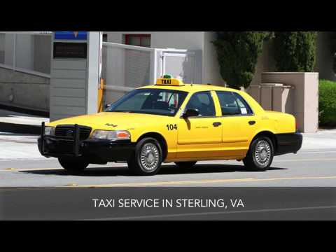 Washington Airport Taxi Taxi Service Sterling VA