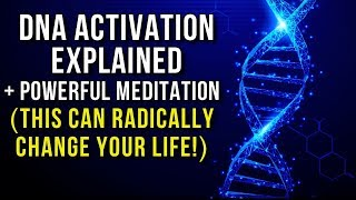 DNA activation is one great way to bring positive transformation an...