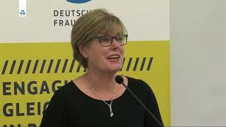 DDF-Sommeruni (3/6): Dr. Helga Lukoschat - Politische Kultur und Parität (15.09.2018)