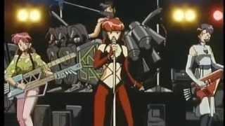 Bubblegum Crisis - Asu e Touchdown (Touchdown to Tomorrow) by The Knight Sabers