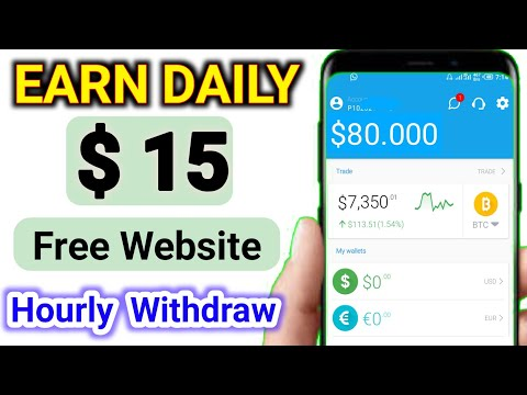 Earn 0.085 Btc Daily Without Investment   Free Bitcoin Earning App 2020    Online earning in Pak
