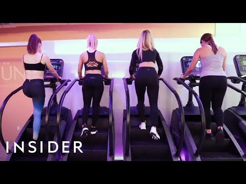 Tone Your Butt During This StairMaster Workout Class