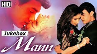 Aamir Khan Mann Movie Songs (1999) | Manisha Koirala | Hits Of Sanjeev-Darshan | Bollywood Songs
