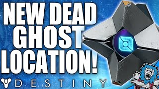 Destiny: New Dead Ghost Location - The Black Garden - Mars (After 2.0 Patch)