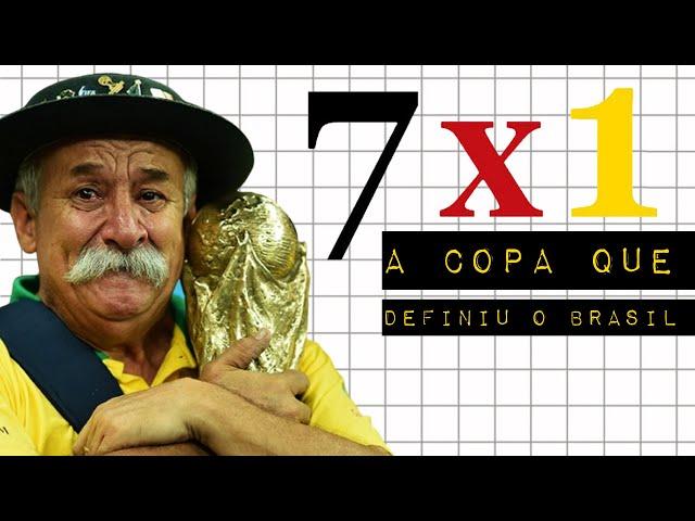 A TRÁGICA COPA DE 2014
