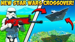 *NEW EVENT* STAR WARS IS HERE!! - Fortnite Funny Fails and WTF Moments! #742