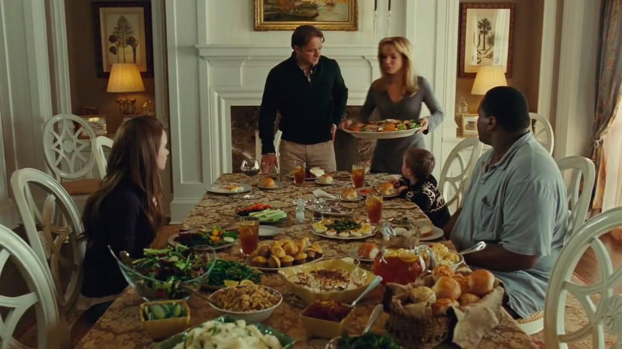 Image result for rocky thanksgiving scene