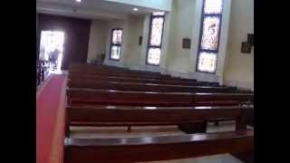 Saint Mary of Nazareth Church in Amman Jordan