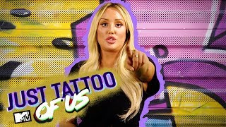 Charlotte Crosby Shares Her Tattoo Removal Advice | Just Tattoo Of Us 4
