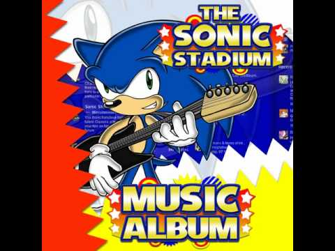 2-07: Plumegeist - Sanctuary's Precipice [Hidden Palace] [The Sonic Stadium Music Album 2011]