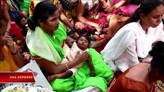 Ấn Độ: Quốc gia nguy hiểm nhất đối với phụ nữ (VOA)