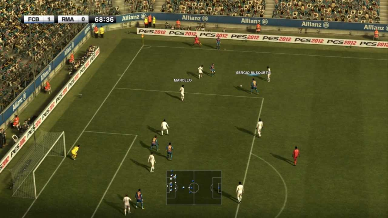 Pro Evolution Soccer 2012 Pc Gameplay Hd Youtube