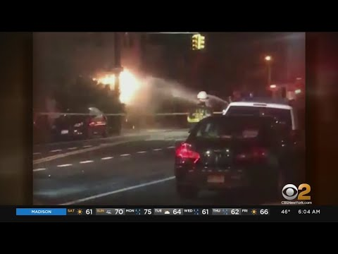 No Injuries After Manhole Fire In East Flatbush, Brooklyn