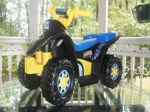 Kids ATV From Fisher-Price
