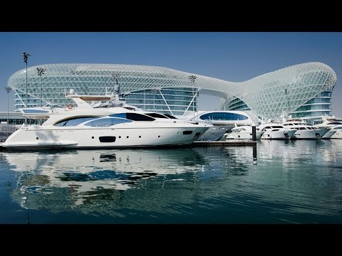 ABUDHABI HOTEL YAS VICEROY ROOM TOUR United Arab Emirates