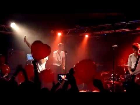 Romain Ughetto - Je N'oublierai Jamais - La Boule Noire - 22.10.2014