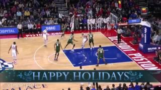 Milwaukee Bucks vs Detroit Pistons   Full Game Highlights   December 28, 2016   2016-17 NBA Season