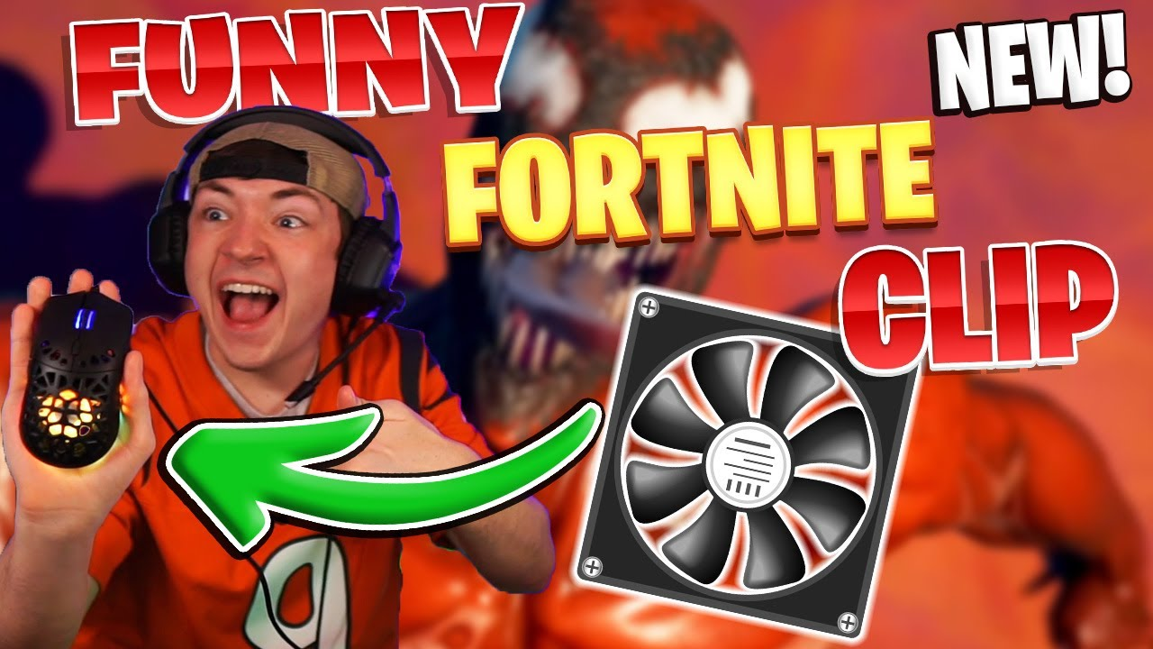 I asked YOU to predict if a FAN inside a gaming mouse would help me win...then this happened #SHORTS