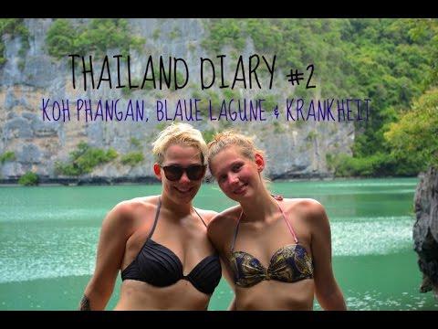 #2 Koh Phangan, Lagune & Bakterielle Infektion - Backpacking Thailand I Vorstadtprinzessin