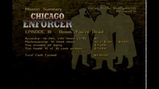 Chicago Enforcer (Xbox) - Chapter 5