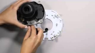 AXIS P3225-V MKII vidéo