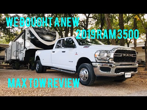 2019 Ram 3500 Dually Review!