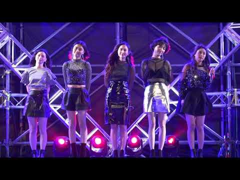 2018金福一路發金門跨年晚會 Popu Lady 全視頻