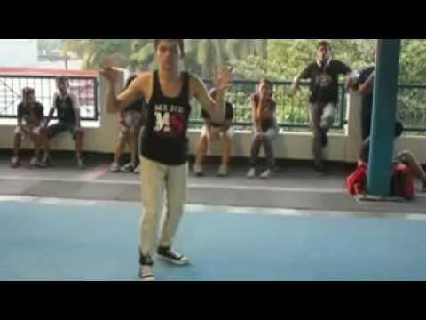 Justin Cabral Choreography   forbidden fruit - neyo