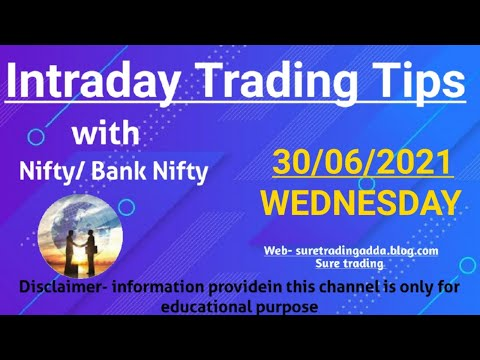 Best Intraday Stocks For Tomorrow 30 JUNE 2021 | Intraday Trading With Sure Trading