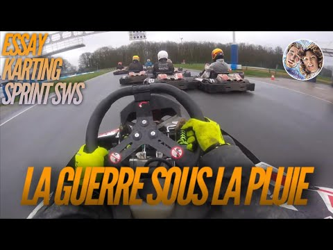 #KARTING ESSAY #SWS + COMMENTAIRES SPRINT RACES - 02/2020 - JACK & GERYY