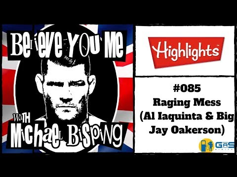 BYM talks to Al Iaquinta about McGregor Bus incident plus UFC 229 Analysis