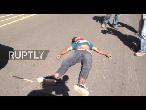 Honduras: Violence erupts as protesters rally against highway privatisation