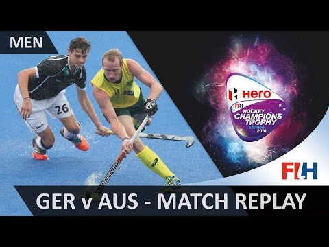HCT  DAY 3   GER v AUS - MATCH REPLAY