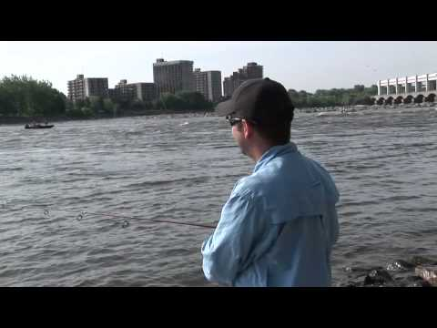 Big City Fishing - Episode 3 (Part I) - Montreal, QC