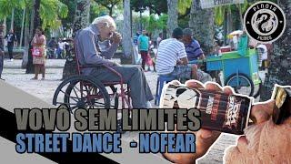 Old Man Dances In Public Prank - Vovô Street Dance