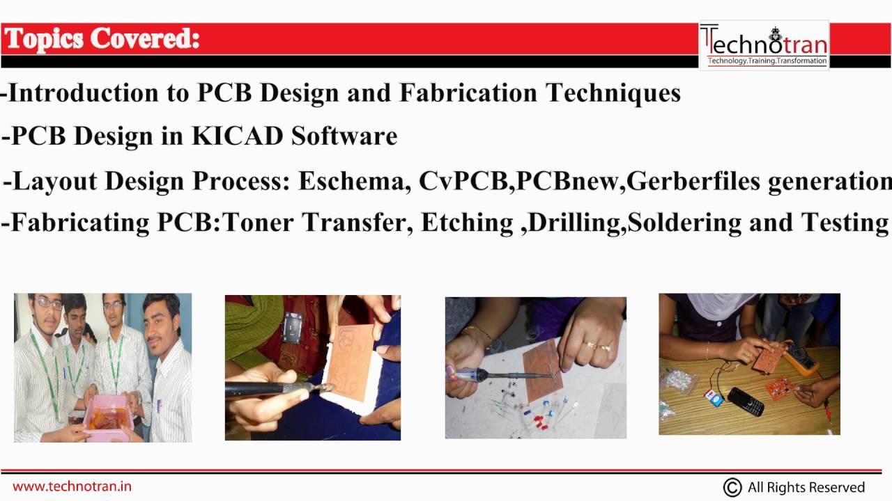 PCB Design & Fabrication • Technotran