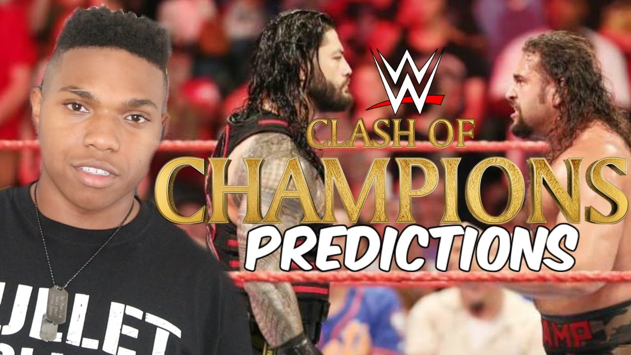 Download WWE Clash of Champions 2016 PPV Full Match Card Predictions!