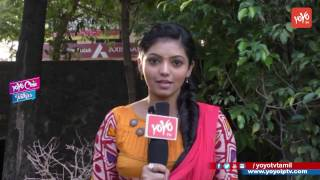 Kadhal Kan Kattudhe Movie Hero Heroian Speacial Interview with KG and ATHULYA by YOYO TV Tamil