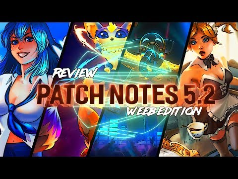 SMITE PATCH 5.2: THE ANIME WEEB PATCH! - Incon
