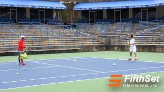 Advanced Tennis Footwork