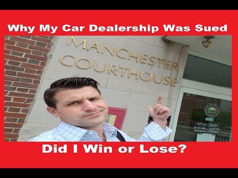 Car Dealership Law suit Win or Lose?
