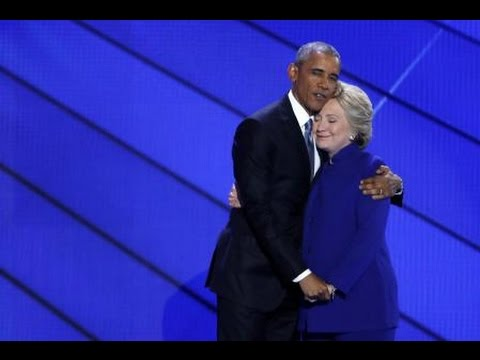 Leaked email reveals that Clinton still 'hates' Obama for 2008