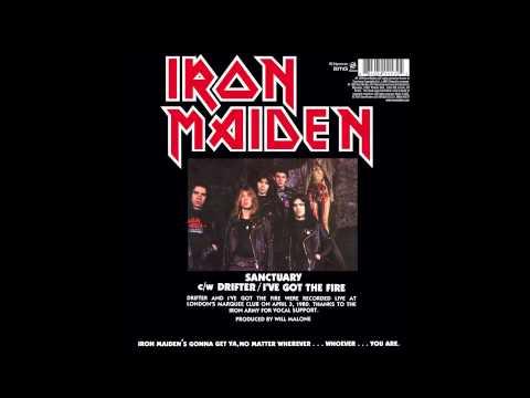 Iron Maiden - Sanctuary /Drifter /I've Got The Fire