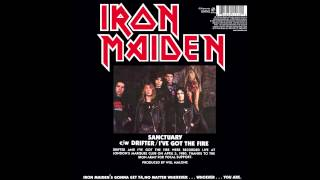 Iron Maiden - Sanctuary /Drifter /I've Got The Fire
