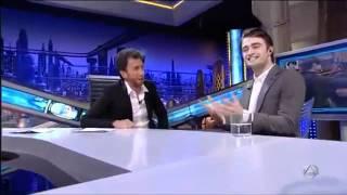 Daniel Radcliffe en El Hormiguero Part(2/4)