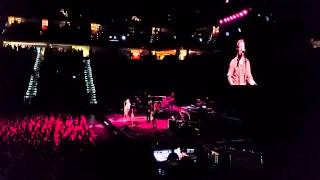 Bruce Springsteen Pretty Flamingo 4/24/2014 Raleigh