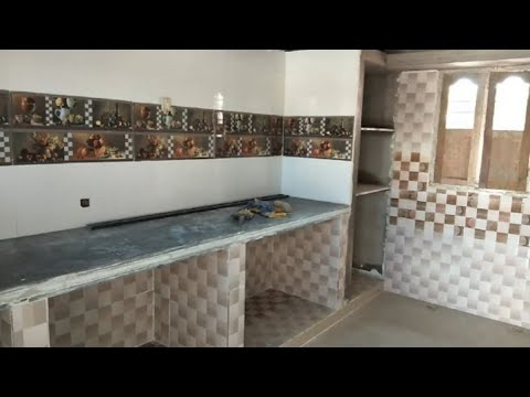 Kitchen Bathroom Tiles Design L Kitchen Bathroom Tiles Fitting New Design Tiles Highlighter Youtube